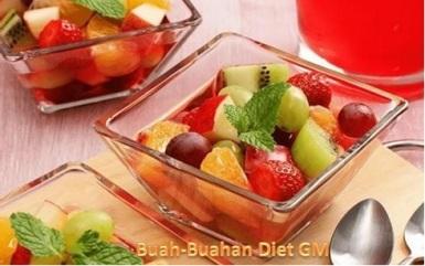 6 Buah Untuk Diet Yang Cepat Kuruskan Badan