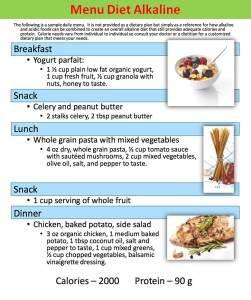 Pedoman Diet Untuk Penderita Kanker Kolon Dan Rektum