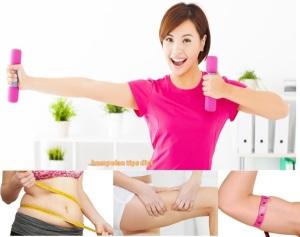 Inilah Tips Mengecilkan Perut Lengan Dan Paha Kumpulan Tips Diet Sehat