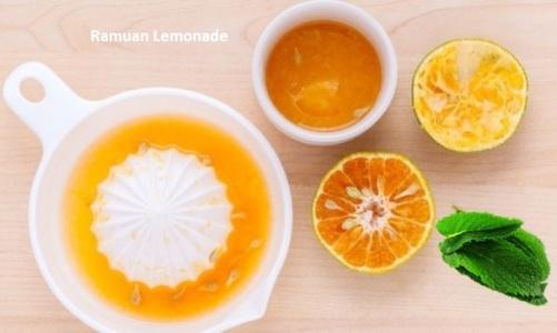 Ramuan Lemonade